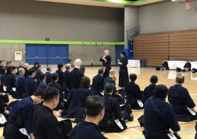 2020 FIK America Zon Referee Seminar - Ota Sensei