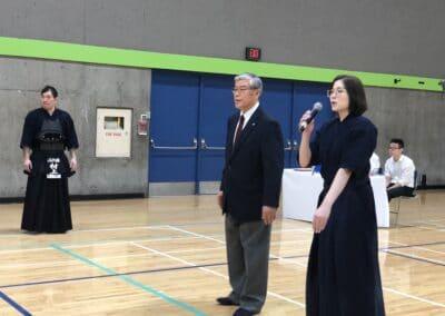 2020 FIK America Zon Referee Seminar - Kakehashi Sensei
