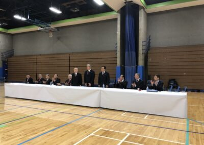 2020 FIK America Zon Referee Seminar Head Table
