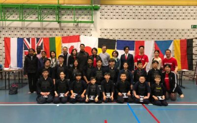 Junior Team Canada Results from the Ko Jika International Kendo Tournament