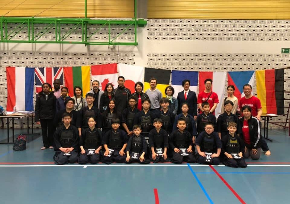 Junior Team Canada at Ko Jika International Tournament