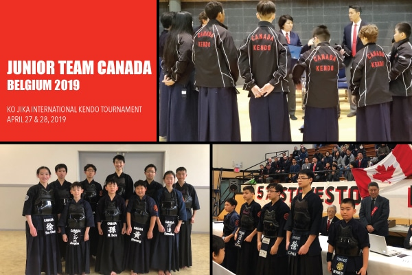 Junior Team Canada Prepares for Trip to Belgium