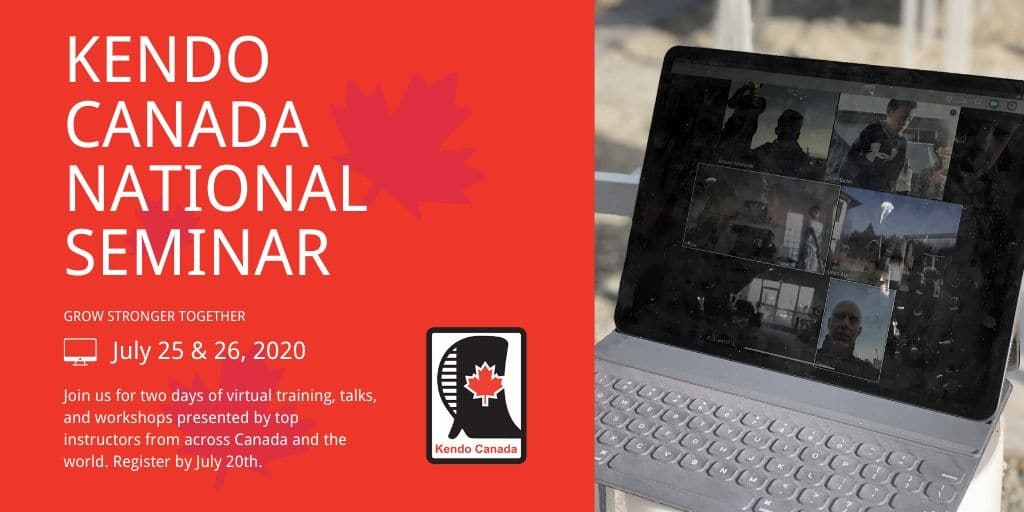 2020 Kendo Canada Virtual National Seminar