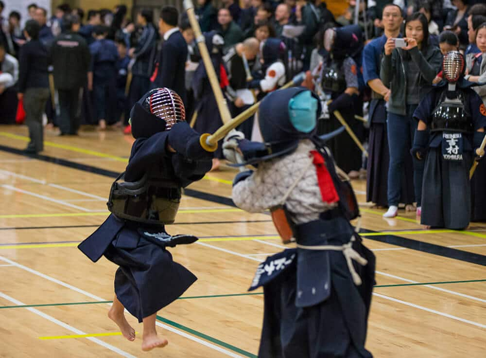 Junior Kendo in Canada