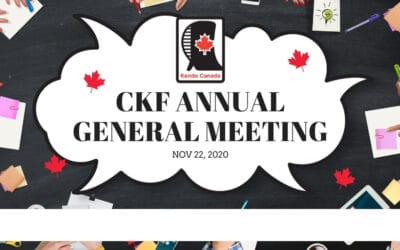 2020 AGM Postponed / AGA reportée